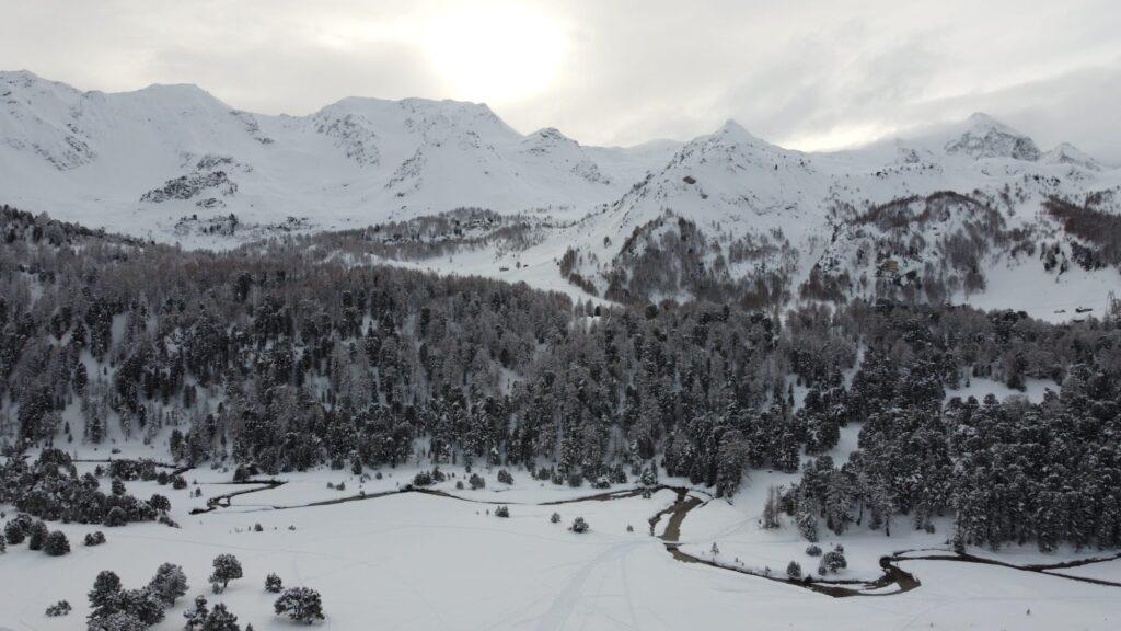 Berge, Lukmannierpass